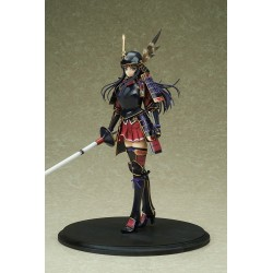 Kantai Collection statuette PVC 1/8 Yudachi Kaini 18 cm
