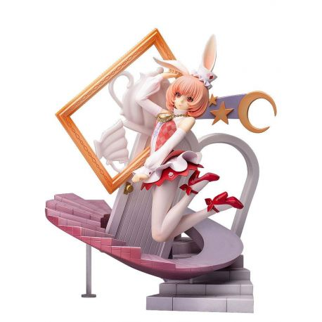 Fairy Tale Alice in Wonderland statuette Another White Rabbit 28 cm
