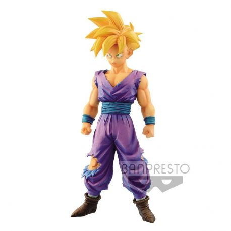 Dragonball Z figurine Grandista Resolution of Soldiers Son Gohan 20 cm