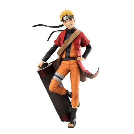 Naruto Shippuden G.E.M. Series statuette PVC 1/8 Naruto Uzumaki Sennin Mode 20 cm