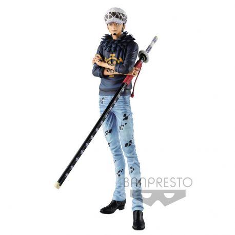 One Piece figurine Grandista The Grandline Men Trafalgar Law 29 cm