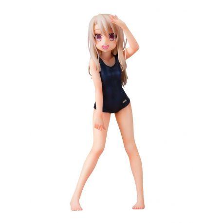 Fate/kaleid liner Prisma Illya 2Wei Herz! statuette PVC 1/7 Illyasviel School Swimsuit Ver. 20 cm