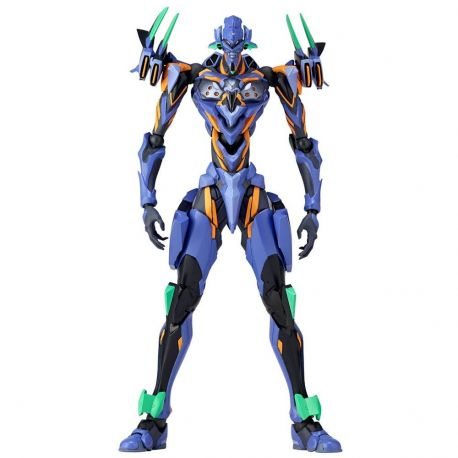 Evangelion Evolution figurine Revoltech Evangelion Anime Evangelion Final Unit 17 cm