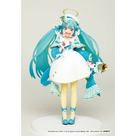 Vocaloid statuette PVC Hatsune Miku 2nd Season Winter Version (Game-prize) 18 cm