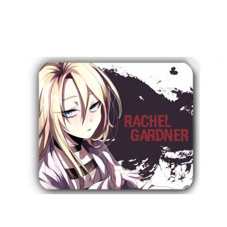 Angels of Death - Rachel Gardner Mouse Pad