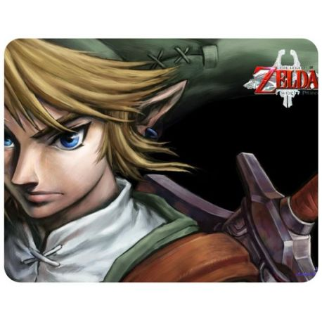 The Legend of Zelda : Twilight Princess - Link Mouse Pad