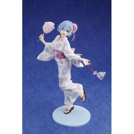 Re:ZERO -Starting Life in Another World- statuette PVC 1/8 Rem Yukata Ver. 23 cm