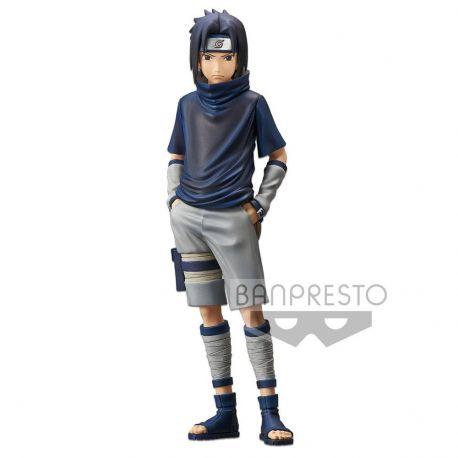 Naruto Shippuden figurine Grandista Shinobi Relations Uchiha Sasuke 2 24 cm