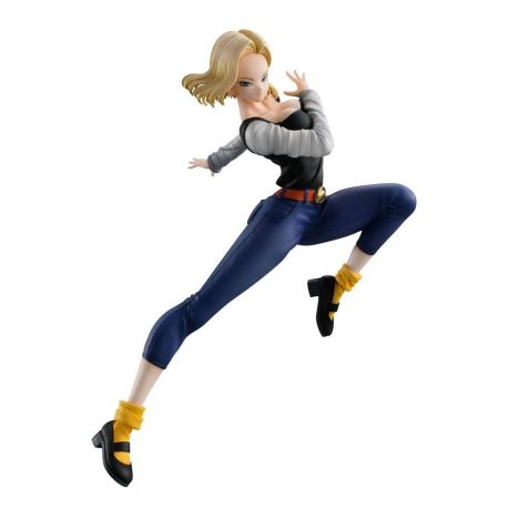 Dragonball Gals statuette Android 18 Ver. IV 20 cm