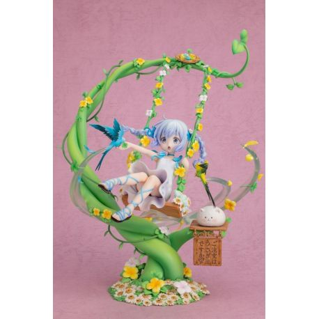 Is the Order a Rabbit? statuette PVC 1/7 Chino Flower Swing 29 cm