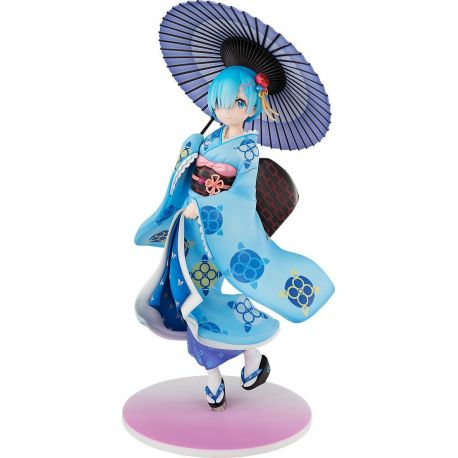 Re:ZERO Starting Life in Another World statuette PVC 1/8 Rem Ukiyoe Ver. 22 cm