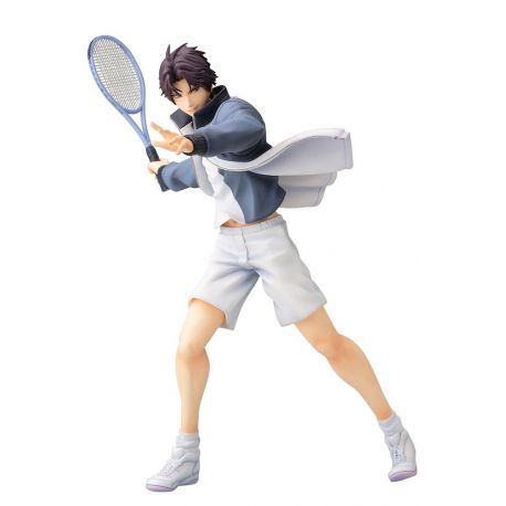 Prince of Tennis II statuette PVC ARTFXJ 1/8 Keigo Atobe Renewal Package Ver. 21 cm