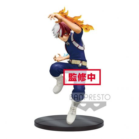 My Hero Academia statuette PVC The Amazing Heroes Shoto Todoroki 15 cm