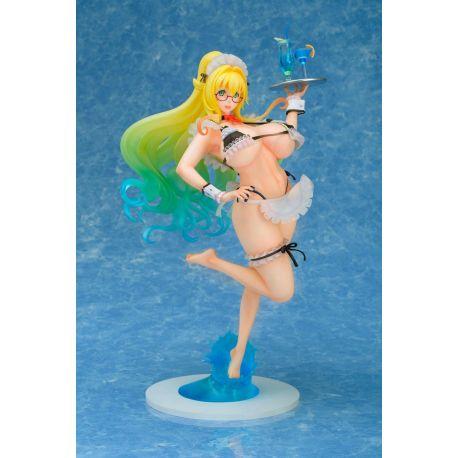 Original Character statuette 1/6 Beach Girl Selfie Shirakizaki Kyouko 30 cm