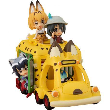 Kemono Friends statuette PVC Japari Bus 11 x 5 x 6 cm