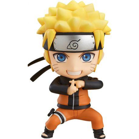Naruto Shippuden Nendoroid figurine PVC Naruto Uzumaki 10 cm