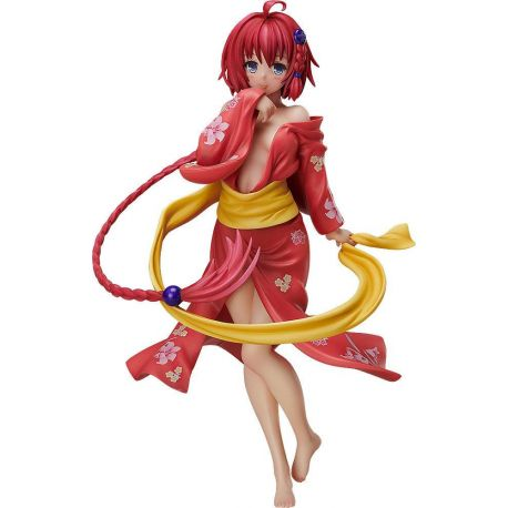 To LoveRu Darkness statuette PVC 1/8 Mea Kurosaki Yukata Ver. 20 cm