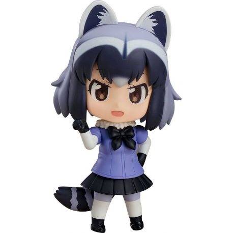 Kemono Friends figurine Nendoroid Common Raccoon 10 cm