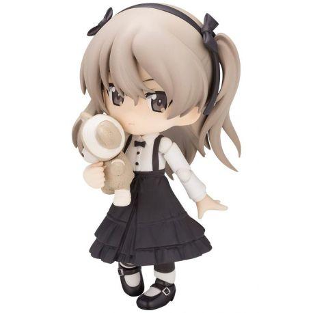 Girls und Panzer der Film figurine CuPoche Alice Shimada 11 cm