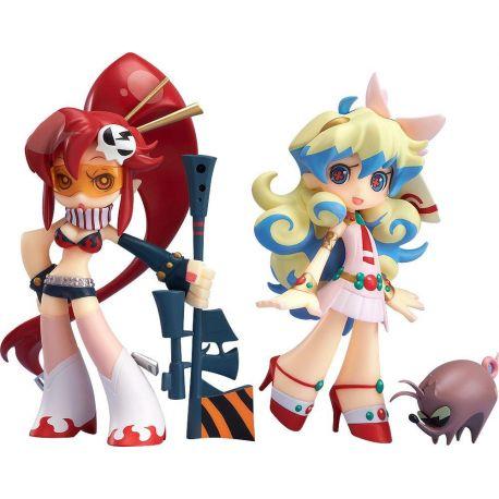 Tengen Toppa Gurren Lagann pack statuettes PVC Yoko Nia Boota PSG Arrange Ver. 10 cm