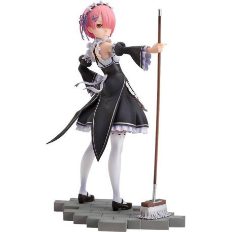 Re:ZERO Starting Life in Another World statuette PVC 1/7 Ram 23 cm