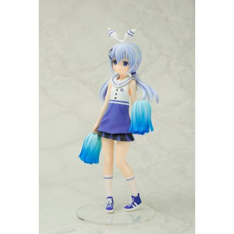 Is the Order a Rabbit? statuette PVC Chino Cheerleader Ver. 22 cm