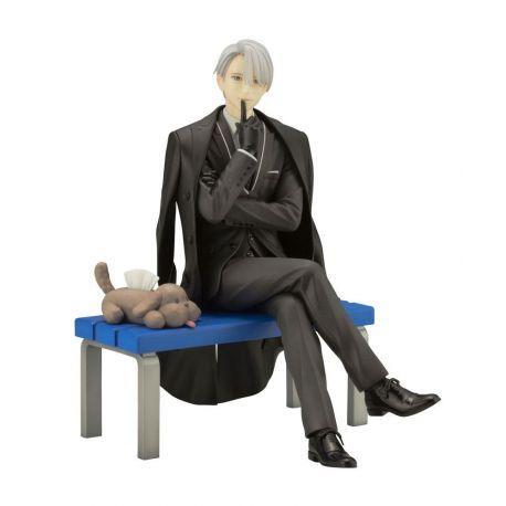 Yuri!!! on Ice statuette PVC ARTFXJ 1/8 Victor Nikiforov 22 cm