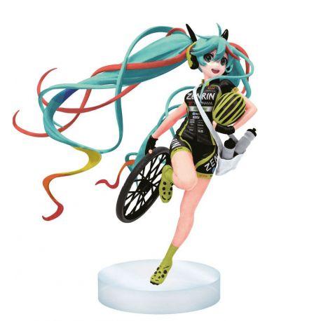Racing Miku statuette PVC Hatsune Miku 2016 Racing Team Ukyo Version 17 cm