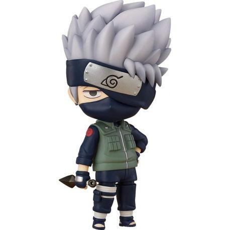 Naruto Shippuden Nendoroid figurine PVC Kakashi Hatake 10 cm