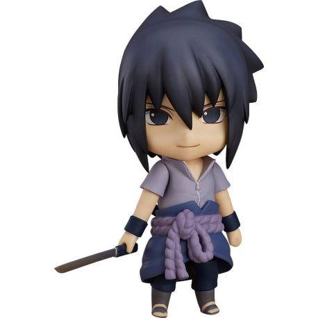 Naruto Shippuden Nendoroid figurine PVC Sasuke Uchiha 10 cm