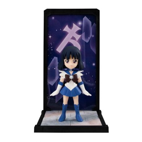 Sailor Moon statuette PVC Tamashii Buddies Sailor Saturn 9 cm