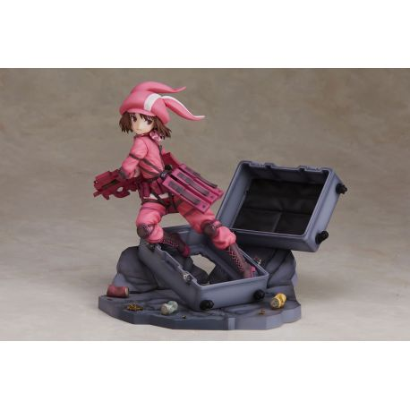 Sword Art Online Alternative Gun Gale Online statuette PVC 1/7 Llenn Sudden Attack Ver. 18 cm
