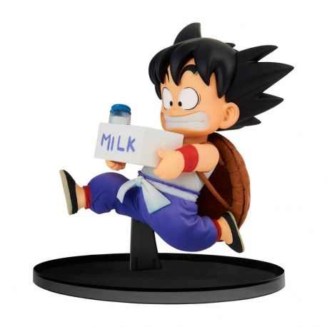 Dragonball Z statuette PVC BWFC Son Goku Normal Color Ver. 11 cm
