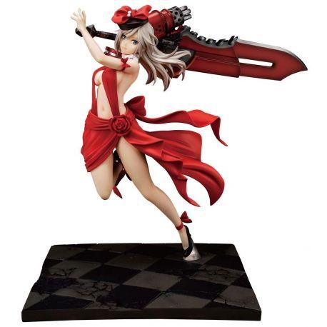God Eater statuette PVC 1/7 Alisa Ilyinichna Omela Crimson Anniversary Dress Ver. 25 cm