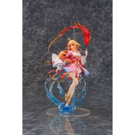 Enmusubi No YoukoChan statuette PVC 1/8 Tosan Koukou 23 cm