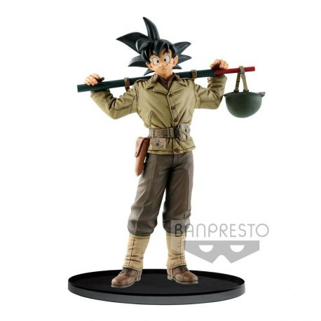 Dragonball Z statuette PVC BWFC Son Goku Normal Color Ver. 18 cm