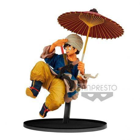 Dragonball Z statuette PVC BWFC Son Goku Normal Color Ver. 18 cmm