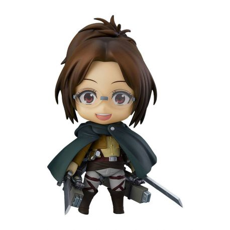 Attack on Titan Nendoroid figurine Hange Zoe 10 cm
