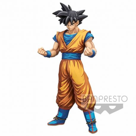 Dragonball Z statuette PVC Grandista Son Goku Manga Dimensions 28 cm