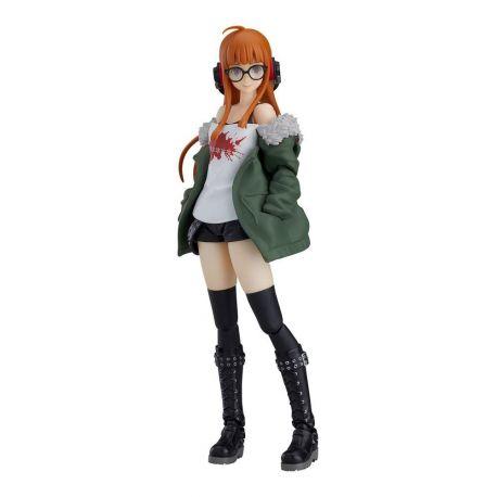 Persona 5 The Animation figurine Figma Futaba Sakura 14 cm