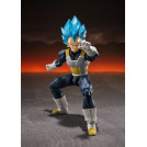 Dragonball Super Broly figurine S.H. Figuarts Super Saiyan God Super Saiyan Vegeta 14 cm