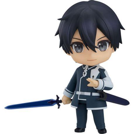 Sword Art Online : Alicization Nendoroid figurine PVC Kirito Elite Swordsman Ver. 10 cm