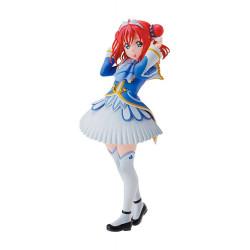 Please Tell Me! Galko-chan statuette PVC 1/8 Galko Nurse Style 21 cm