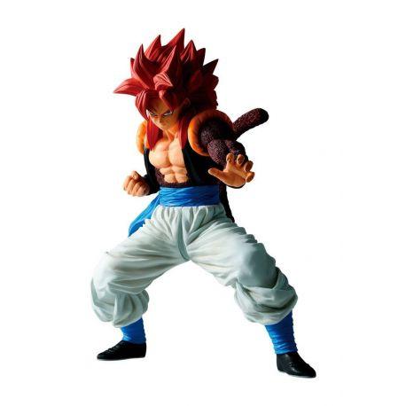 Dragon Ball Heroes statuette PVC Ichibansho Gogeta GT (Super Saiyan 4) 22 cm
