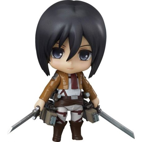 Attack on Titan Nendoroid figurine Mikasa Ackerman 10 cm