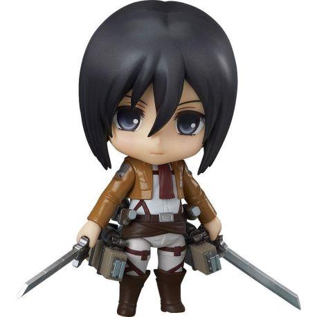 Attack on Titan Nendoroid figurine Mikasa Ackerman 10 cm