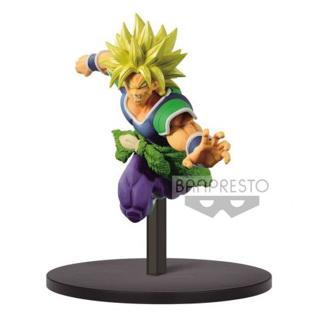 Dragonball Super statuette Match Makers Super Saiyan Broly 18 cm