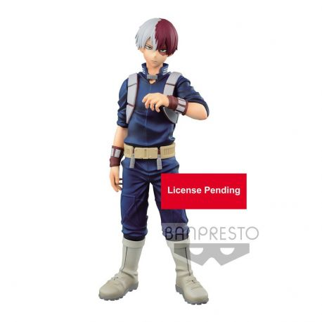 My Hero Academia statuette PVC Age of Heroes Shoto 15 cm
