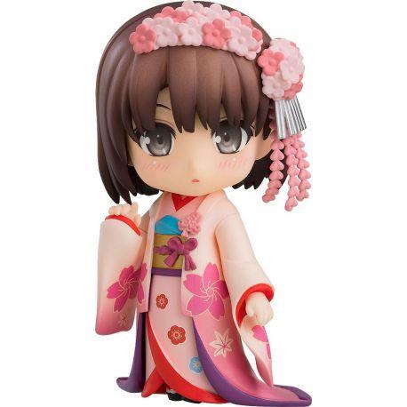 Saekano How to Raise a Boring Girlfriend figurine Nendoroid Megumi Kato Kimono Ver. 10 cm