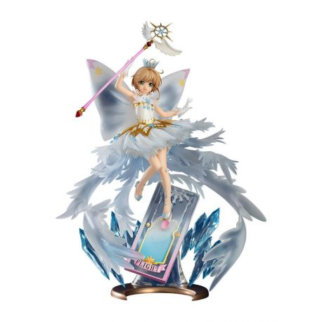 Cardcaptor Sakura : Clear Card statuette PVC 1/7 Sakura Kinomoto: Hello Brand New World 36 cm
